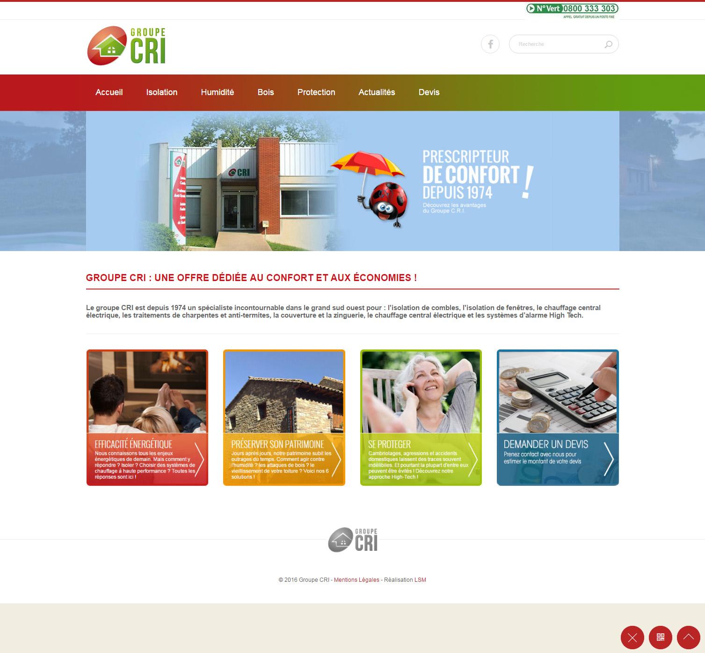 Traitement Anti-termites Albi Groupe CRI 305